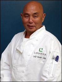Chef Frank Chun