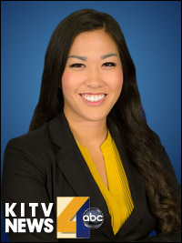 KITV4's Brandi Higa