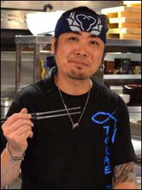 Chef Hide Yoshimoto (Izakaya Torae Torae)