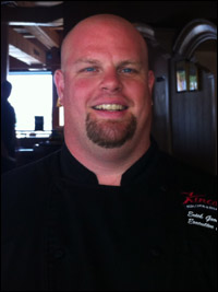 Chef Eric Goodhew (Kincaid's Restaurant)