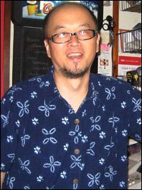 Chef Hideaki 'Santa' Miyoshi (Tokkuri-Tei)